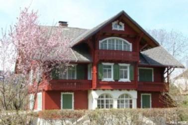 Holzsschutz für Haus