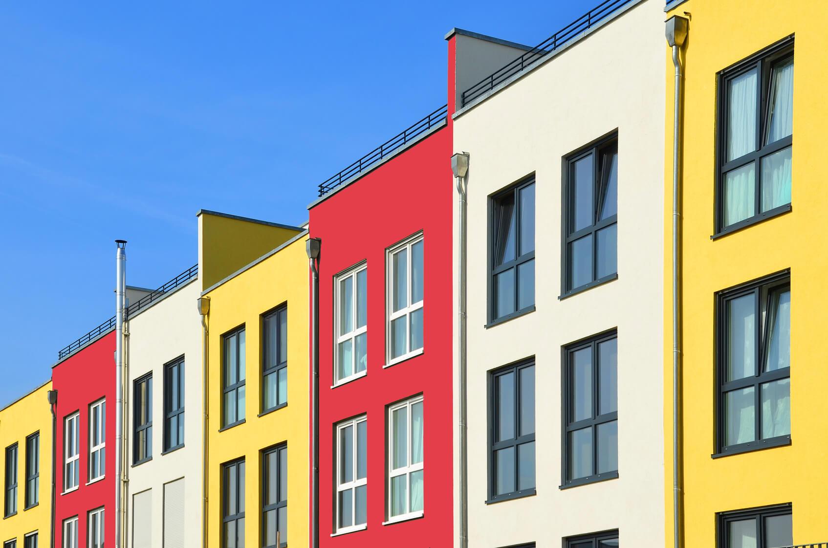 Fassadenfarbe für Ihr Haus